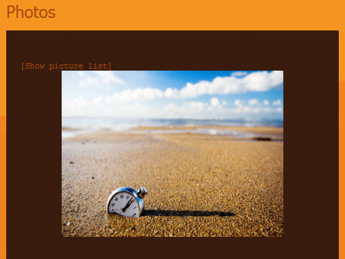 WordPress Photo Gallery Plugin NextGEN slideshow