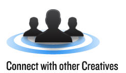 Connect with other Creatives