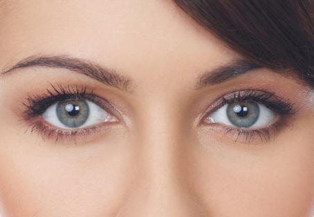 Original Eye Color