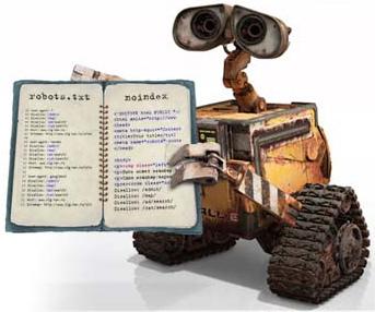 WordPress robots.txt file