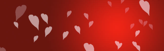 valentine background for wordpress slider