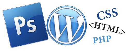 Learn WordPress and Photoshop